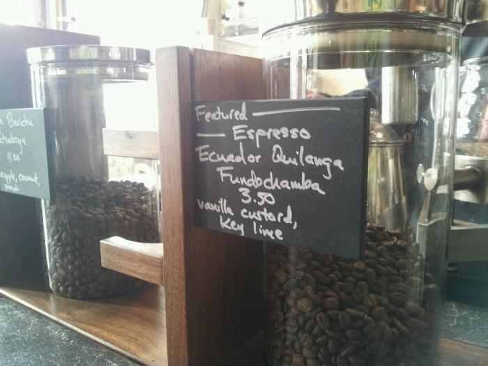 Featured espresso