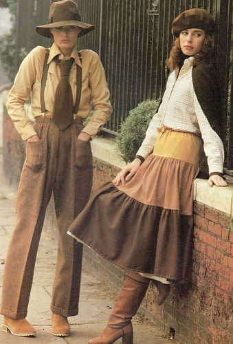 annie hall style