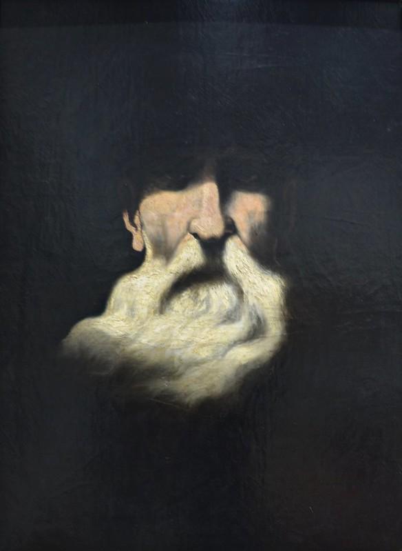 Enrique Barreda: El Rabí.