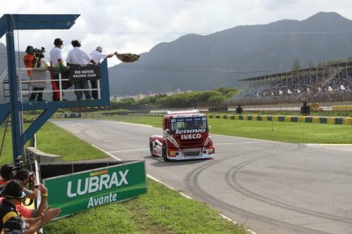 Fórmula Truck - Rio 2012