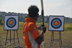 archery, individual sports, shooting, sports, recreation, outdoor recreation, target archery,