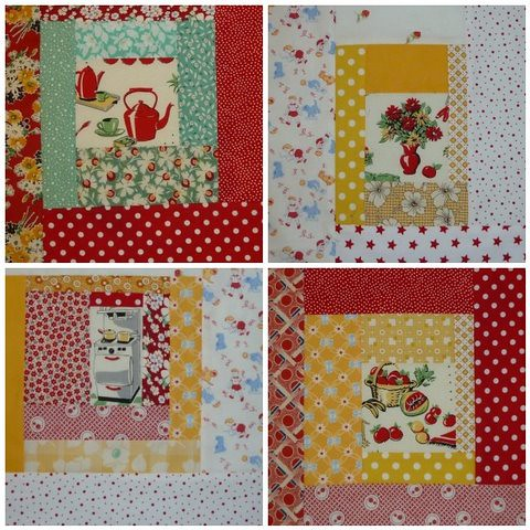 Aus Bee Blocks for Amy