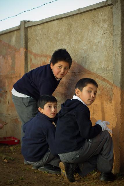 Escuela rural Octavio Palma