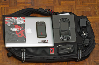 Everyday bag + gear