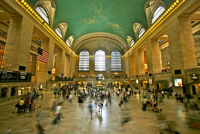 Grand Central Terminal main floor