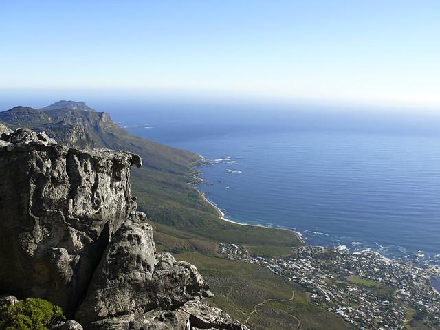 Table Mountain - Ciudad del Cabo