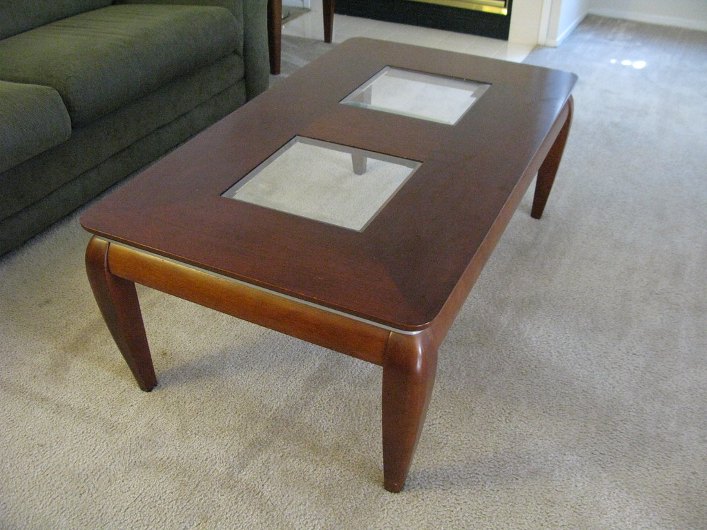Coffee Table Top View