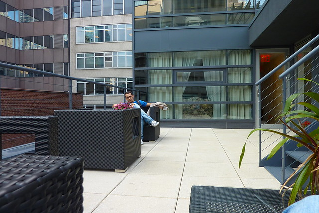 1031 - Terraza del Hotel