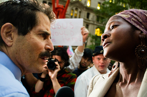 Jon Stossel/FOX Business @ #OccupyWallStreet