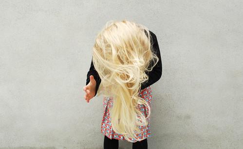 Foxy Rosy hair