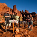 Group Photo - Moab'ers by Efrain Cruz