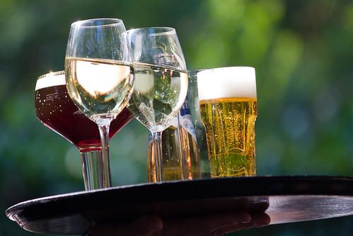 Herfst - uw drankje komt er aan