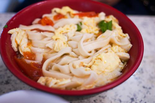 小凱悅 - 蕃茄湯麵