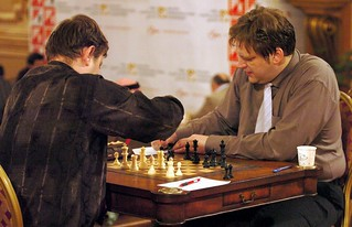 Filippov - Golubev. Bahrain 2009.