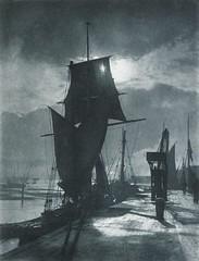 Im Hafen, 1897, by Frank Meadow Sutcliffe
