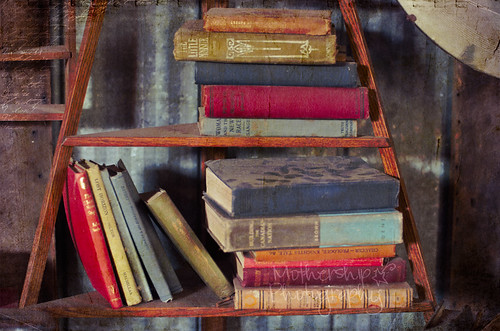 304:365古董书籍