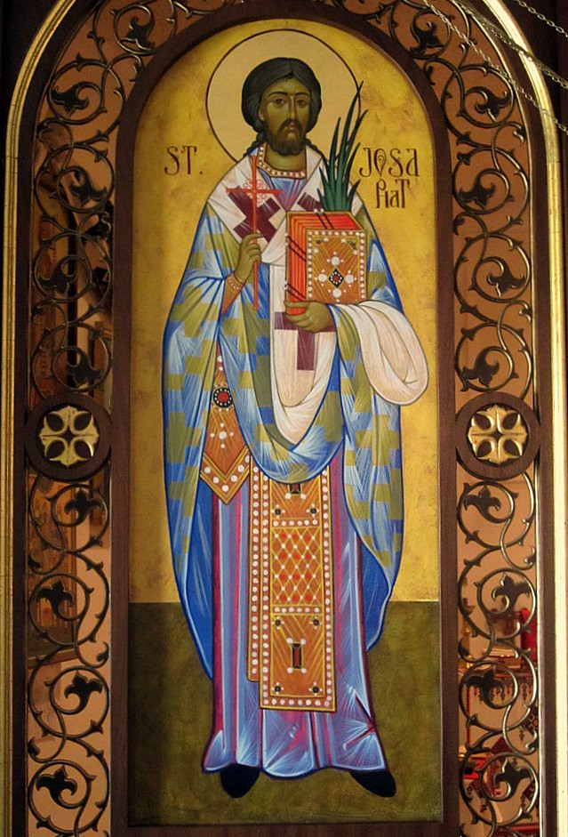 Icon of St. Josaphat
