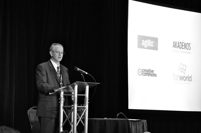 David Wiley at Open Ed 2011