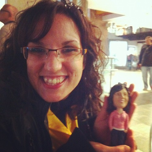 Mi muñeca!!!