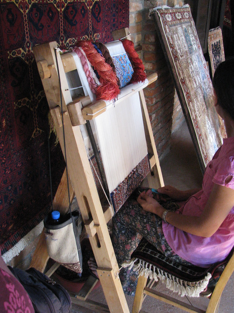 Carpet Weaving 4
