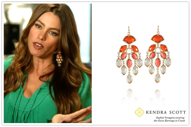 Sofia Vergara in Kendra Scott jewelry