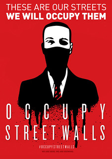 OCCUPY STREET WALLS