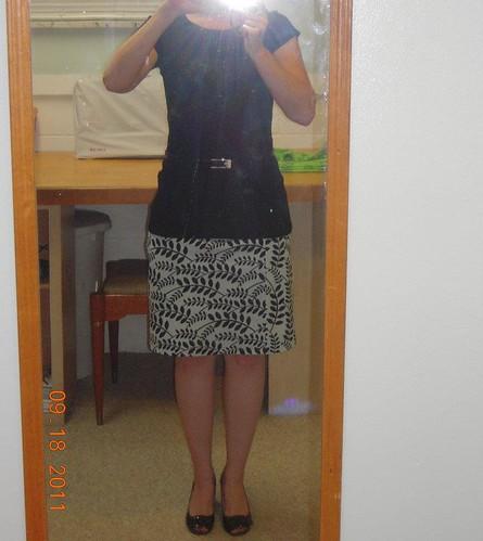 Continental skirt
