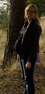 Ella's pregnancy
