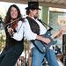 Steve LaFleur and Mamou Reunion at Festivals Acadiens et Créoles, Oct. 16, 2011
