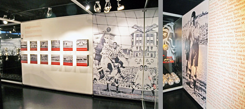 Reforma local para museo athletic club bilbao erredeeme - Arquitectos en bilbao ...