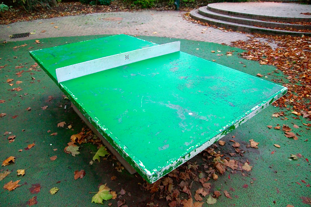 Table De Ping Pong Flickr Photo Sharing