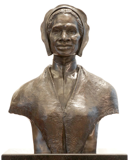 Sojourner Truth Bust Architect Of The Capitol