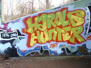 RIP HAROLD HUNTER