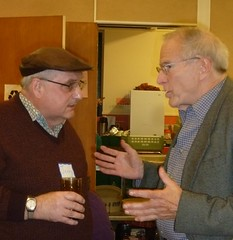 Jerry Deschamps and Lew Feldstein