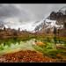 پت جھڑ ، اداس موسم اور جھیل by SMBukhari