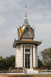 Killing Fields - Memorial Pagoda