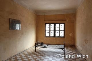 Phnom Penh - S-21 Prison Cell