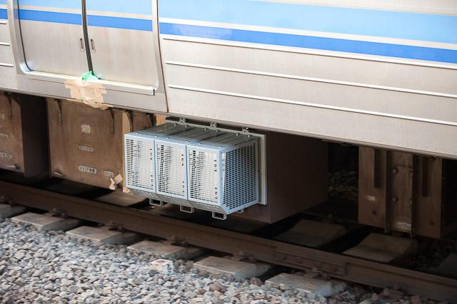京王電鉄井の頭線 1000系 1014F 東洋電機製造製全閉内扇形主電動機搭載試運転