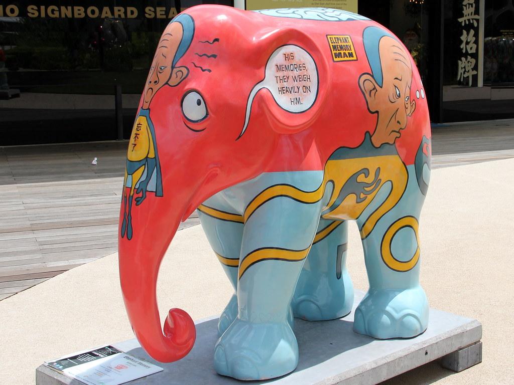 No150_Elephant Memory