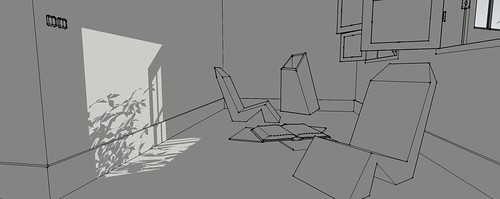 interior iseng