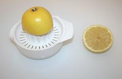 03 - Zutat Zitronensaft