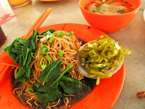 IMG_0503 云吞面- wanton noodle
