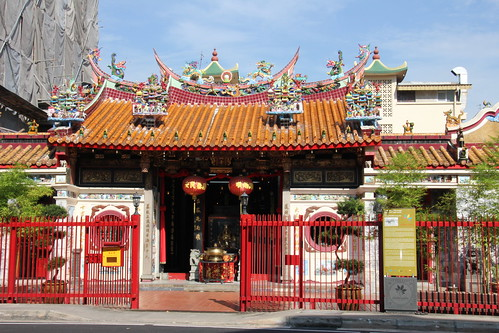 Leong San Lee Temple