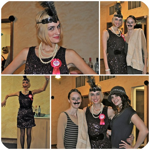 Roaring 20s Birthday Party