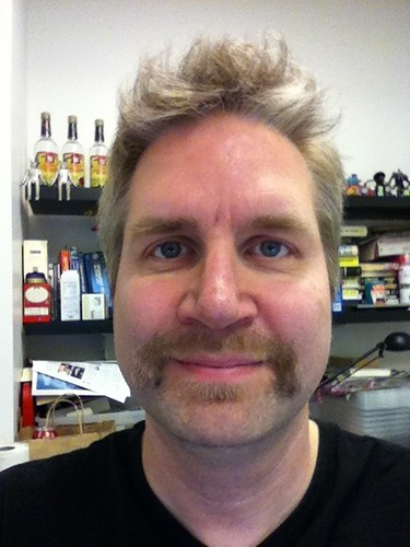 Movember - Day 21