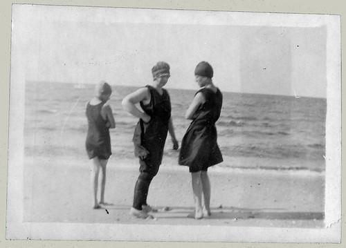 Three on the beach (enhanced)