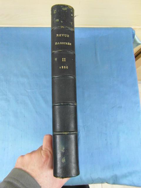 la revue illustree dumas baschet annee 1886 avec ses planches couleurs rare ebay. Black Bedroom Furniture Sets. Home Design Ideas