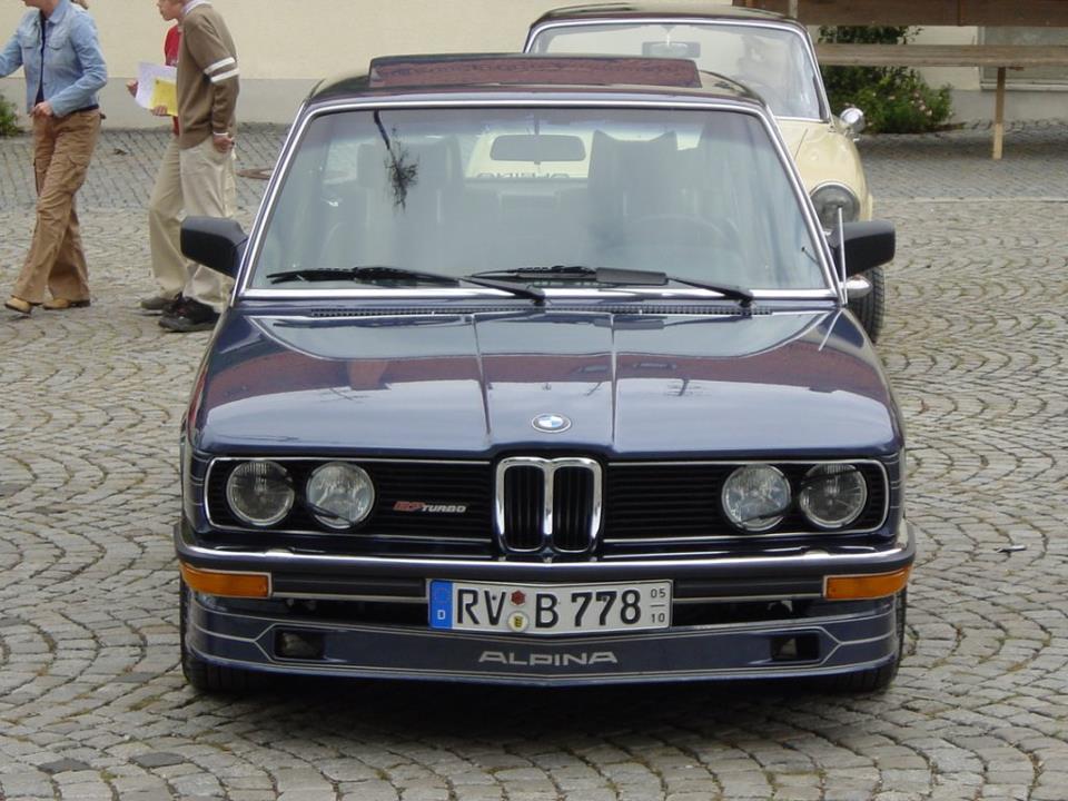 The Amazo Effect E12 Alpina B7 Turbo The Ultimate Ultimate