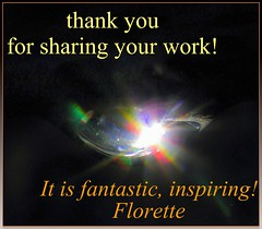 thank you for sharing your work