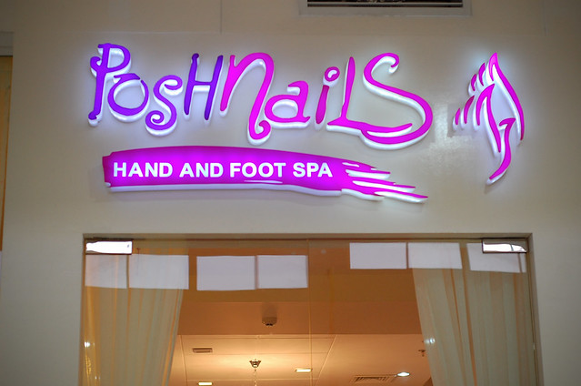 Posh Nails Hand and Foot Spa, denise  katipunera